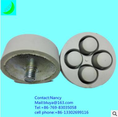 Silicone rubber duckbill valve _ duckbill valve one-way